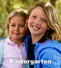 Apply to Pine Point's kindergarten.